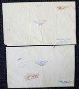 CHINA TIBET NYALAM NEPAL KATHMANDU 1978 COVERS - Unclassified
