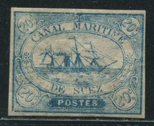 EGYPT SUEZ CANAL 1868 SHIP - Egypt