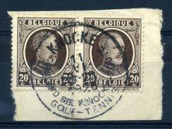 GOLF TENNIS BELGIUM 1926 - Belgium
