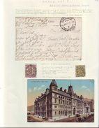 RHODESIA BRITISH SOUTH AFRICA POLICE 1899/1917 - Grande-Bretagne (ex-colonies & Protectorats)
