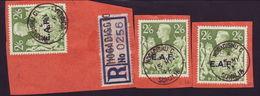 GB/SOMALIA/ITALIAN COLONIES GEORGE V1 USED - 1902-1951 (Kings)