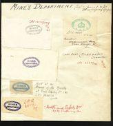 GREAT BRITAIN 1921-9 SPECIMEN STRIKES - Great Britain