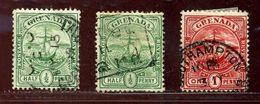 GRENADA MARITIME - Grenada (...-1974)