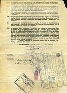 BRAZIL ESTADO RIO NITEROI DOCUMENTS 1953/63 - Brazil