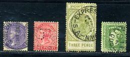 SOUTH AUSTRALIA QV POSTMARKS - 1855-1912 South Australia