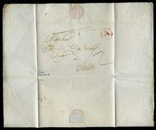 BELGIUM ANTWERP 1784 TO AALST - Belgium
