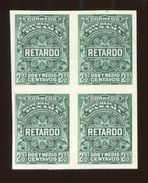PANAMA 1904 AMERICAN BANKNOTE LATE FEE PROOFS - Stamps