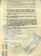BRAZIL TESOURO NACIONAL RIO DE JANEIRO 1952/57 - Brazil