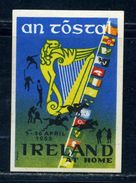 IRELAND 1953 AT HOME HARP SPORTS HORSERACING - Ireland