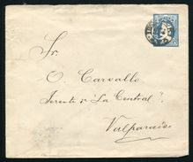 CHILE 1901 POSTAL STATIONERY AFRICA COLUMBUS - Chile
