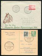 HORSES OLYMPICS SWEDEN GERMANY ROMANIA - Olympic Games