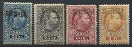 AUSTRIA 1878 TELEGRAPH SPECIMEN EMPEROR - Austria