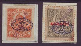 HUNGARY ROMANIAN OCCUPATION OF DEBRECHEN PORTUGUESE SPEC. - Hungary