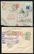 SURINAM NETHERLANDS CHRISTMAS AND FIRST FLIGHT - Surinam