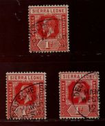 SIERRA LEONE GERMAN MAILBOAT MARITIME - Sierra Leone (...-1960)