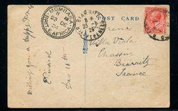 EAST AFRICA MOMBASA SHIPPING GREAT BRITAIN KING GEORGE FIFTH USED ABROAD 1924M - Kenya, Uganda & Tanganyika