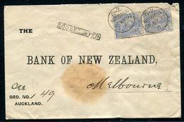NEW ZEALAND RAILWAYS RUSSEL PALMERSTON NORTH - New Zealand