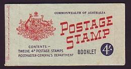 AUSTRALIA QE11 BOOKLET - Booklets