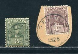 SARAWAK REJANG POSTMARS KING GEORGE 5TH - Great Britain (former Colonies & Protectorates)