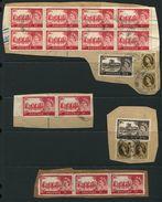 GREAT BRITAIN CASTLES HONG KONG FIELD POST OFFICE - 1952-.... (Elizabeth II)