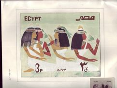 EGYPT/ARTISTS DESIGN PROOF/WOMEN - Egypt