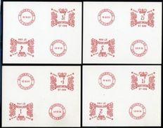 GB PITNEY BOWES SPECIMENS SUNDERLAND - 1952-.... (Elizabeth II)
