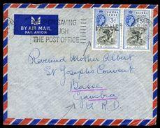 SIERRA LEONE GAMBIA FRENCH MARITIME - Sierra Leone (...-1960)