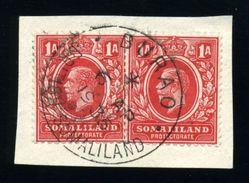 BRITISH SOMALILAND RARE POSTMARK BURAO KG5 - Somaliland (Protectorate ...-1959)