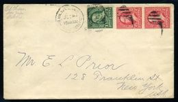 PUERTO RICO SPANISH AMERICAN WAR MILITARY 1899 - Stamps
