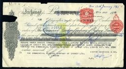 AUSTRALIA NEW SOUTH WALES GB REVENUES 1960 - Postmark Collection