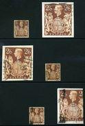 GB KGVI 1939 2s 6d BROWN VARIETY - 1902-1951 (Kings)