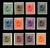 YUGOSLAVIA 1926/7 SET MINT - Unclassified