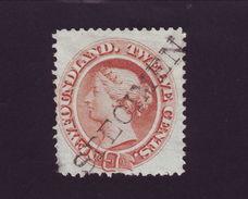 NEWFOUNDLAND 1865 12c SPECIMEN - SCARCE! - Canada