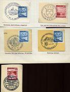 AUSTRIA 1946/7 MOBILE POST OFFICES - Austria