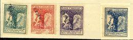 ITALIAN COLONIES CYRENAICA 1928 ITALIAN AFRICAN SOCIETY - Italy