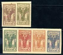 ITALIAN COLONIES CYRENAICA 1926 COLONIAL PROPAGANDA - Italy
