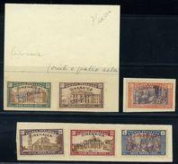 ITALIAN COLONIES CYRENAICA 1925 HOLY YEAR - Italy
