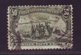 USA OMAHA 50c FINE USED - 1847-99 General Issues