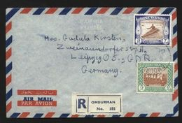 EAST AFRICA 1950's 8 COMMERCIAL COVERS - Unclassified