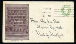 GB/KEV11/STATIONEY/ILLUSTRATED ENVELOPE - Postmark Collection