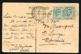 ORANGE RIVER COLONY SMITHFIELD INTERPROVINCIAL PENHALONGA RHODESIA 1911 - South Africa (...-1961)