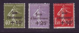 FRANCE CHARITY STAMPS 1931 - Europe (Other)
