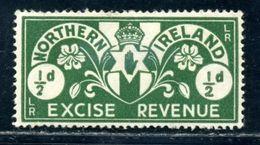 NORTHERN IRELAND EXCISE REVENUE STAMP - Ireland