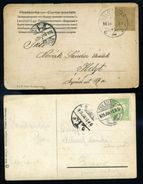 HUNGARY CSIK SZEREDA AND KOLOZSVAR 1905/09 - Hungary