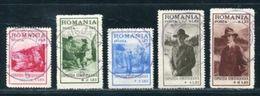 ROMANIA SCOUTS 1931 - Romania