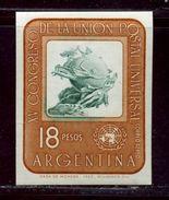 ARGENTINA UPU 1964 VIENNA PROOF - Argentina