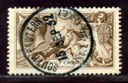 GB KGV 1918-19 Bradbury, Wilkinson 2s 6d Brown - 1902-1951 (Kings)