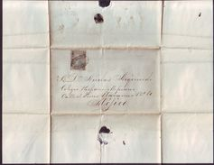 MEXICO SALVATIERRA 1869/70 COVERS QUERETARO GUANAJUATO - Mexico