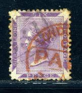 SIERRA LEONE No3 SUPERB QV - Sierra Leone (...-1960)