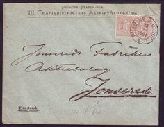 SWEDEN 1891 TPO - Sweden